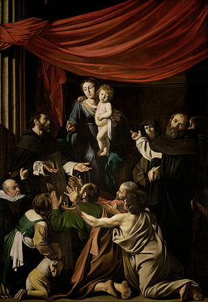 300px-Michelangelo_Merisi,_called_Caravaggio_-_Madonna_of_the_Rosary_-_Google_Art_Project